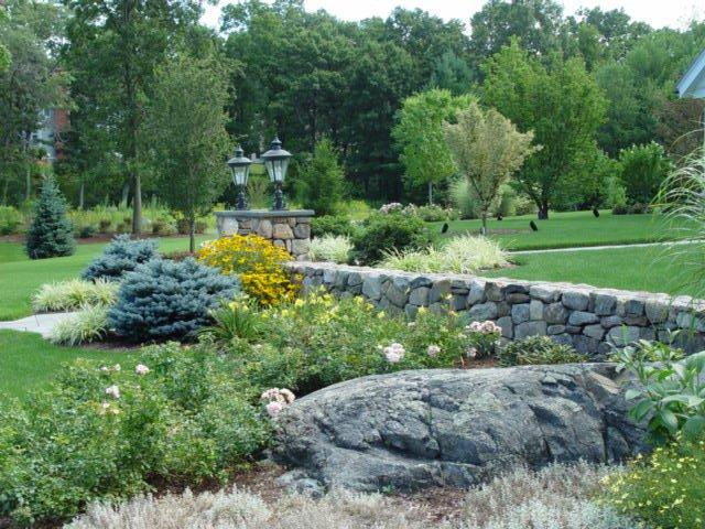 Ornamental Landscaping Bushes : Portfolio newenglandscape